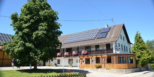 Landgasthof Hubertus Südseite