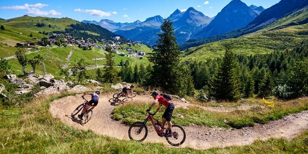 Swiss Epic 2020 Arosa