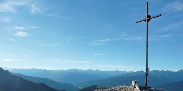 Herrstein mit Gipfelkreuz