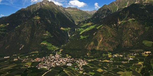 Giggelberg liegt weit unterhalb der Zielspitze.