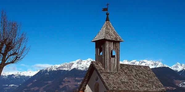 Die Kapelle des Haidenberghofes
