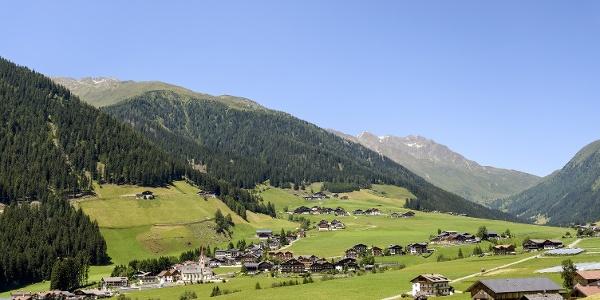 Wunderschöne Joggingtour im Gsieser Tal