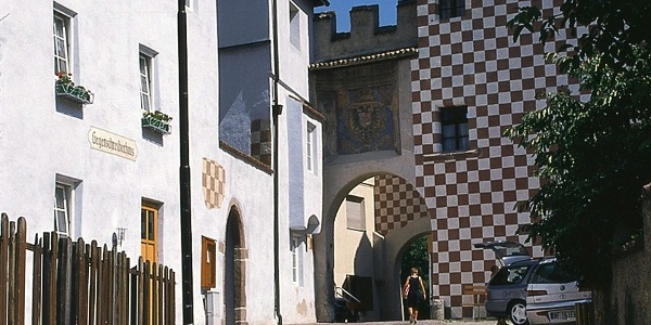 The Castel Friedburg a Colma is a nice place to visit.