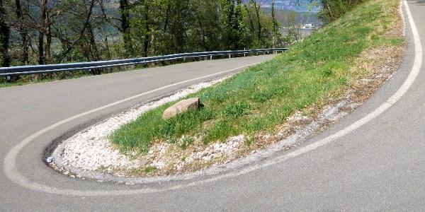 Lange, anstrengende Biketour abseits von Lärm und Verkehr.