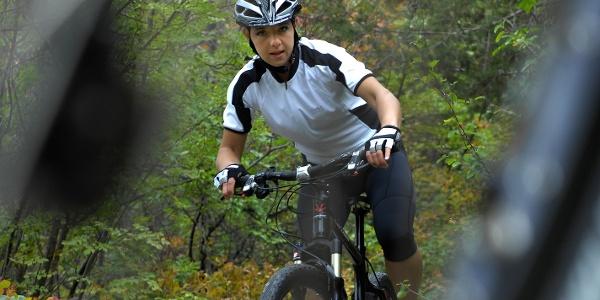 Mittelschwere Biketour für heiße Tage abseits vom hektischen Treiben am Gardasee.