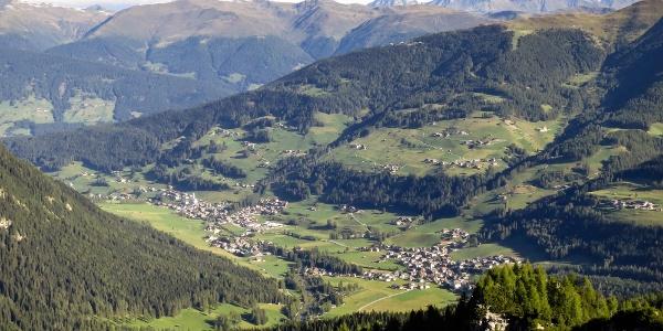 Der Heimatsteig im oberen Pustertal verbindet die Grenzgemeinden Sillian und Sexten miteinander.