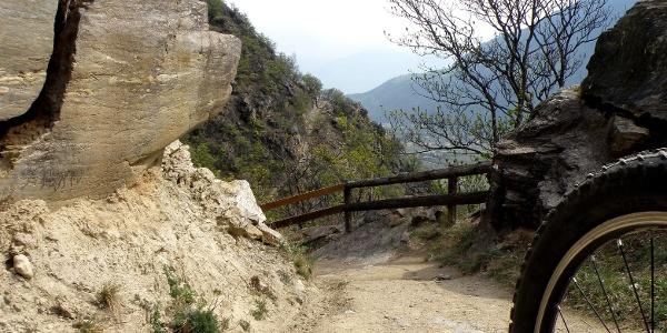 Vielseitig: die MTB-Tour von Algund nach Naturns.