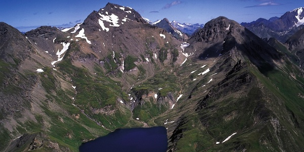 Etappe 2 des Europa Höhenweges 2 Südtirol führt über die Wilde Kreuzspitze.