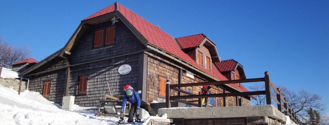 Die Traisner Hütte