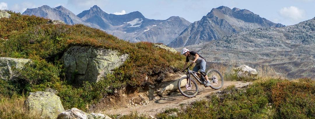 Biken in Andermatt Uri