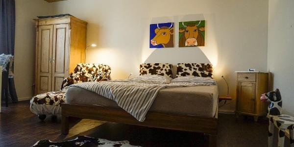 Wohnung Kuh