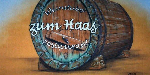 Zum Haas Weinfass