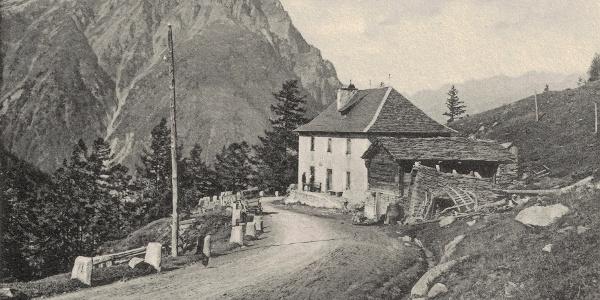 Schutzhaus Rothwald
