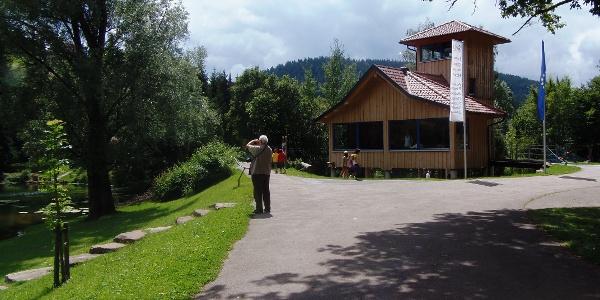 Infozentrum Eisvogelpfad
