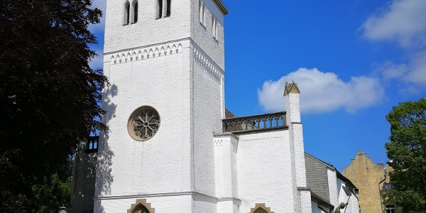 evangelische Kirche in Orsoy