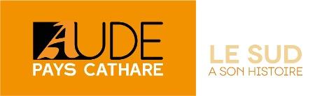 Logo Agence de Développement Touristique de l'Aude