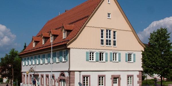 Rathaus Sonne Besenfeld