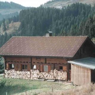 Dr.-Erich-Berger-Hütte (1340m) - DAV Sektion München