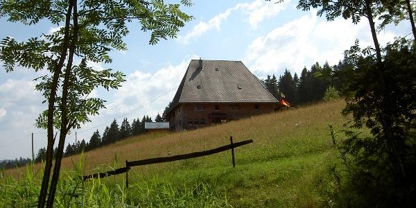 Bauernhof südlich der Kalten Herberge