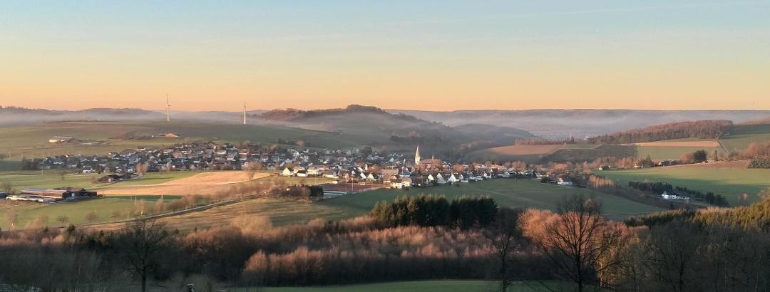 Remblinghausen in Sauerland in NRW