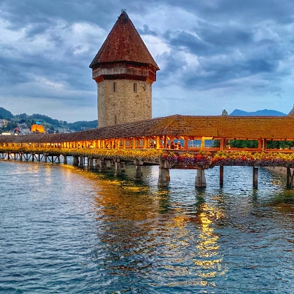Wandern rund um Luzern