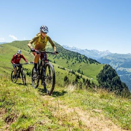 Mountainbiken in Bayern