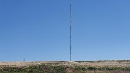 Winter Hill Television Transmitter