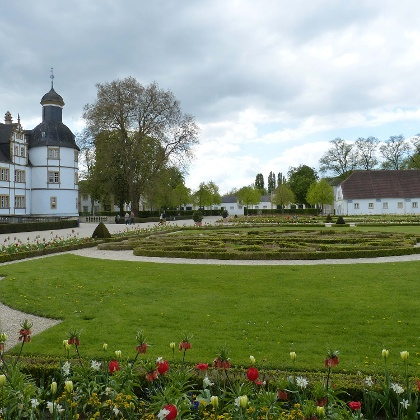 Schloss Neuhaus in Paderborn