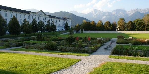 Stiftskräutergarten