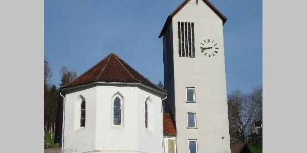 Nenzing, Katholische Filialkirche Heilige Ottilie, Julius und Martin 1