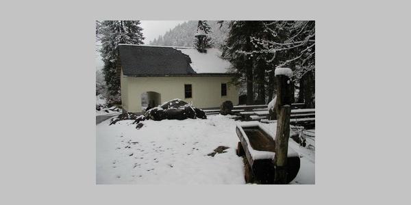Nenzing, Wallfahrtskirche Rosenkranzkönigin in Kühbruck