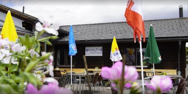 Skihütte Urmein