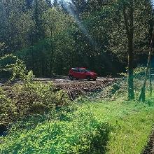 Wanderparkplatz bei Eicher Weg (Burbach)