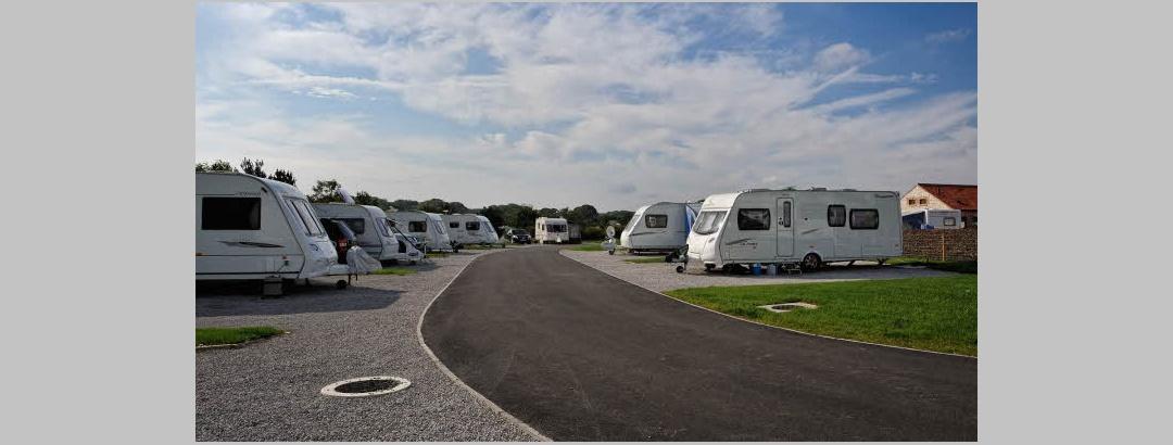 Bridlington Caravan Club Site