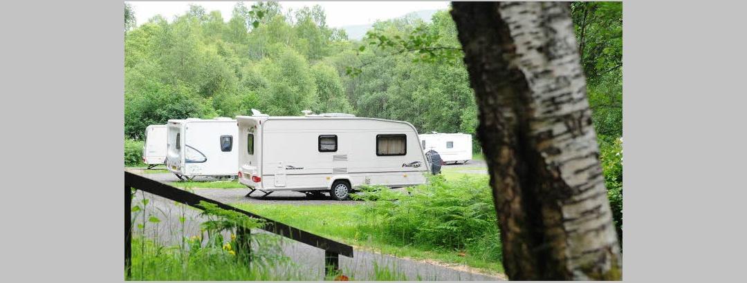 Clachan Caravan Club Site