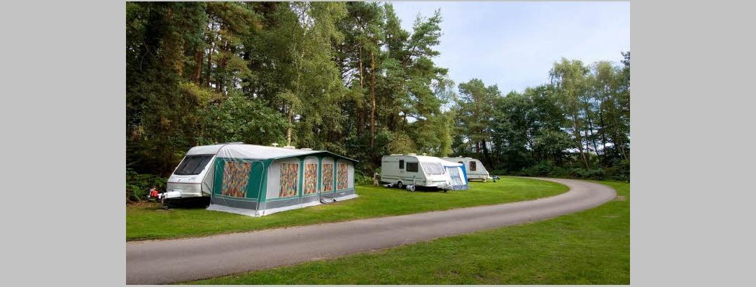 Crossways Caravan Club Site
