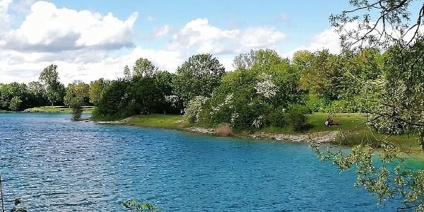 Rundweg um den Echinger See