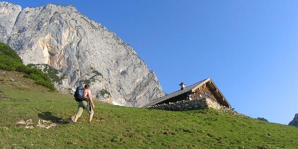 Untersberg Zustieg