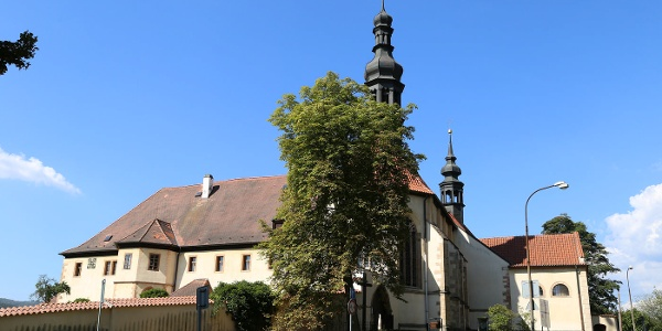 Franziskanerkloster in Kadan