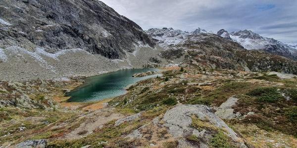 Mountain Lake Crap Alv