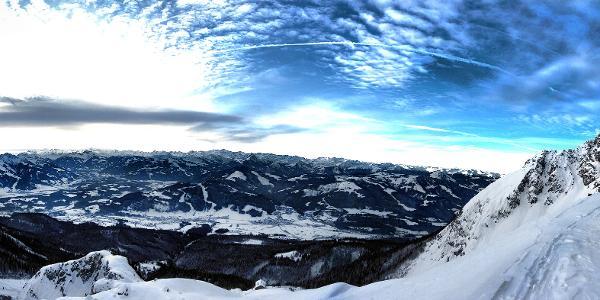 Panorama vom Gruttenkopf