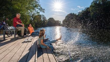 Eder-Uferpark Frankenberg