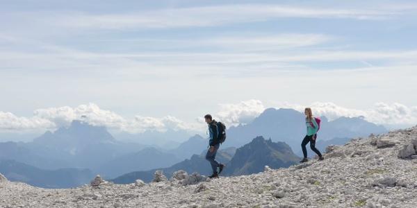 ☼ Trekking TRAVERSATA SELLA - Arabba   Fodom   Dolomites
