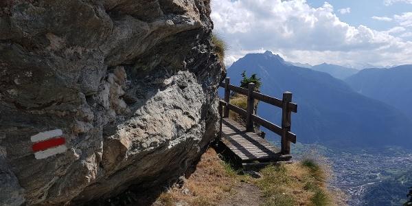 Riederfurka – Knebelbrücken Trail