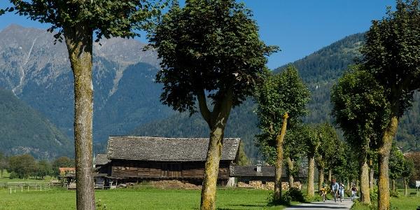 Fahrradweg Val Rendena