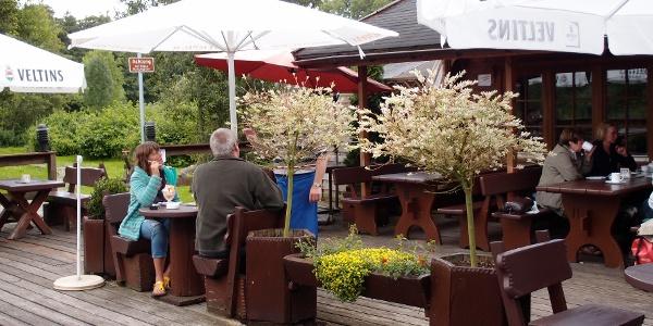 Moorgarten Café Hagenburg