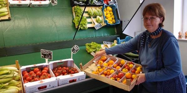 Obst- und Gemüsediele Steege