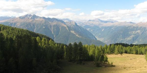 Giro attorno al Monte Peller