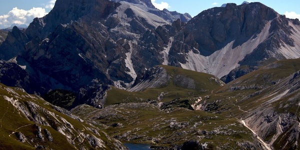 Particularly versatile: The flora and fauna in the natural Nature Park of Fanes-Senes-Braies