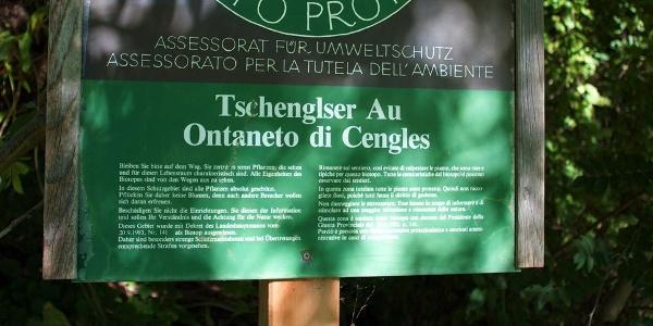 41 Hektar Naturschutzgebiet